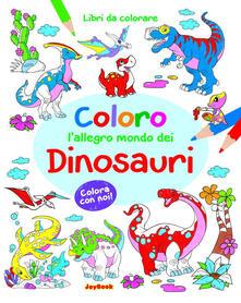 Warholgenova.it Coloro l'allegro mondo dei dinosauri Image