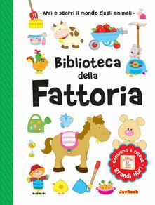 Listadelpopolo.it Biblioteca della fattoria. Ediz. illustrata Image