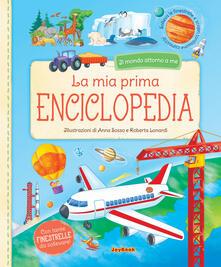 Antondemarirreguera.es La mia prima enciclopedia Image