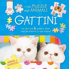 Gattini. Gioca e divertiti! Libro puzzle.pdf