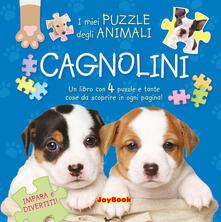 Winniearcher.com Cagnolini. Gioca e divertiti! Libro puzzle Image