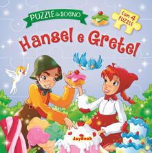Festivalpatudocanario.es Hansel e Gretel. Con 4 Gioco: puzzle Image