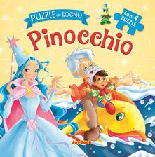 Letterarioprimopiano.it Pinocchio. Con 4 puzzle Image