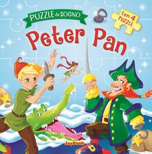 Listadelpopolo.it Peter Pan. Con 4 puzzle Image