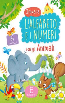 Premioquesti.it Impara l'alfabeto e i numeri con gli animali Image