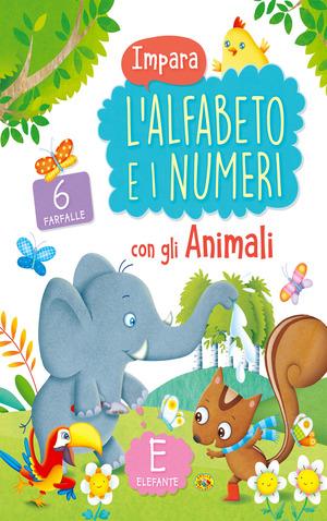 Impara l'alfabeto e i numeri con gli animali