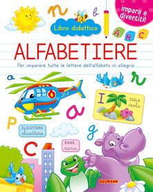 Letterarioprimopiano.it L' alfabetiere Image