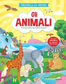 Premioquesti.it Gli animali. Gli indistruttibili Image