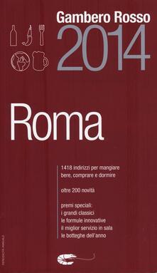 Roma del Gambero Rosso 2014.pdf