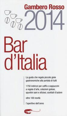 Atomicabionda-ilfilm.it Bar d'Italia del Gambero Rosso 2014 Image