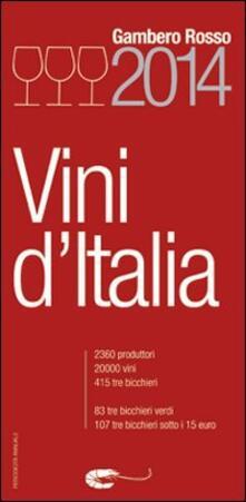 Listadelpopolo.it Vini d'Italia 2014 Image