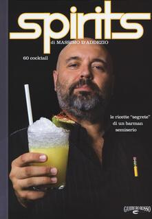 Grandtoureventi.it Spirits. Le ricette «segrete» di un barman semiserio Image
