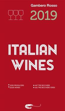 Italian Wines 2019 - AA.VV. - ebook