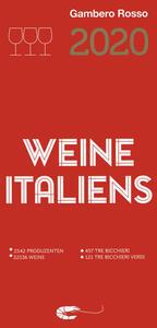 Libro Vini d'Italia del Gambero Rosso 2020. Ediz. tedesca