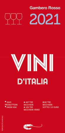 Vini d'Italia 2021 - copertina