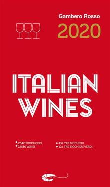Italian Wines 2020 - AA.VV . - ebook