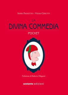 La Divina Commedia pocket - Vilma Cerutti,Isora Paoletto - copertina