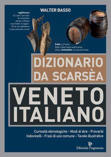 Aboutschuster.de Dizionario da scarsèa veneto-italiano Image