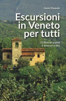 Steamcon.it Escursioni in Veneto per tutti. 13 itinerari a piedi, 5 itinerari in bici Image
