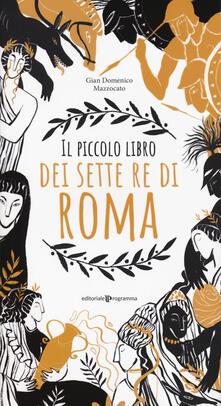 Winniearcher.com Il piccolo libro dei sette re di Roma Image