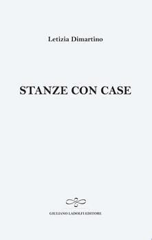 Stanze con case - Letizia Dimartino - copertina