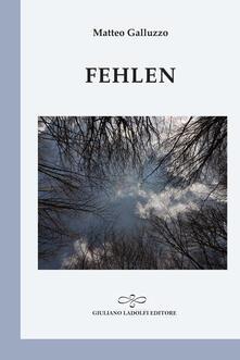 Fehlen. Ediz. italiana.pdf