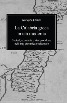 Fondazionesergioperlamusica.it La Calabria greca in età moderna. Società, economia e vita quotidiana nell'area grecanica occidentale Image