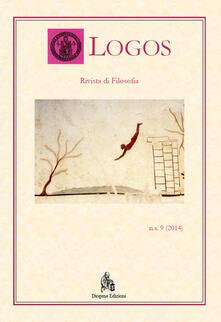 Tegliowinterrun.it Logos. Rivista di filosofia (2014). Vol. 9 Image