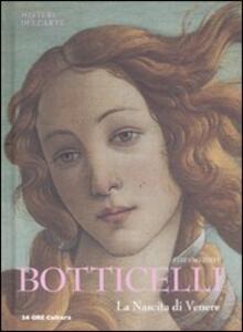 Botticelli. La nascita di Venere