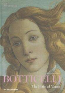Botticelli. The birth of Venus - Stefano Zuffi - copertina
