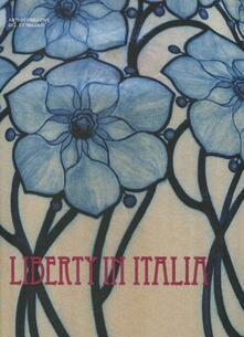 Nordestcaffeisola.it Liberty in Italia. Ediz. illustrata Image