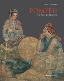 Pompeii. The ages of Pompeii - Fabrizio Pesando - copertina