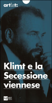 Artist: Klimt e la Secessione viennese - Stefano Zuffi - copertina