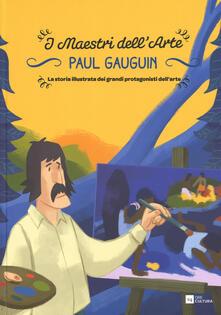 Warholgenova.it Paul Gauguin. La storia illustrata dei grandi protagonisti dell'arte Image