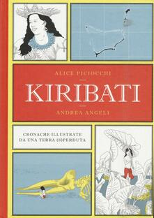 Filippodegasperi.it Kiribati. Cronache illustrate da una terra (s)perduta Image