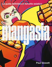 Squillogame.it Mangasia. La guida definitiva al fumetto asiatico. Ediz. a colori Image