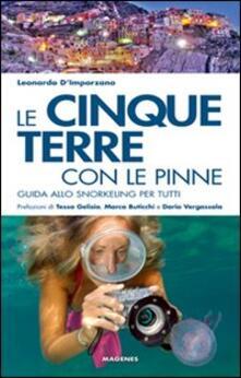 Le Cinque Terre con le pinne. Guida allo snorkeling per tutti.pdf