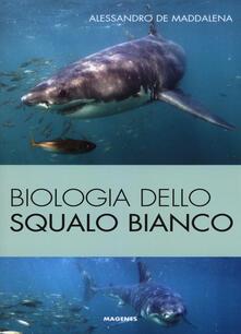 Camfeed.it Biologia dello squalo bianco Image