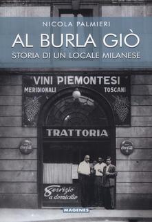Promoartpalermo.it Al Burla giò. Storia di un locale milanese Image