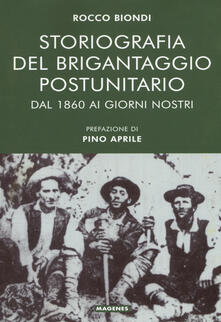 Squillogame.it Storiografia del brigantaggio postunitario Image
