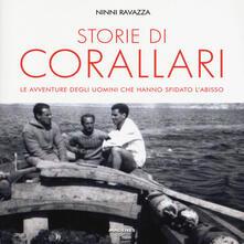 Mercatinidinataletorino.it Storie di corallari. Le avventure degli uomini che hanno sfidato gli abissi Image