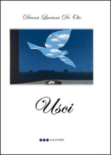 Usci - Diana Luciani De Oto - copertina