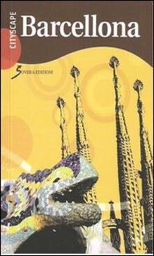 Barcellona - Dan Colwell - copertina