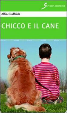 Chicco e il cane - Alfio Giuffrida - copertina