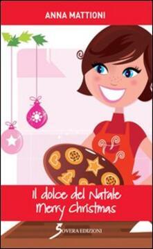 Promoartpalermo.it Il dolce del Natale. Merry Christmas Image