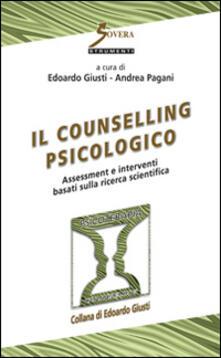 Voluntariadobaleares2014.es Il counseling psicologico. Assessment e interventi basati sulla ricerca scientifica Image