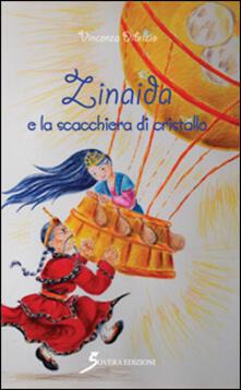 Grandtoureventi.it Zinaida e la scacchiera di cristallo. Ediz. illustrata Image