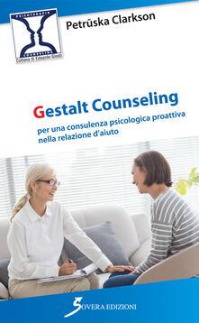 Daddyswing.es Gestalt Counseling. Per una consulenza psicologica proattiva nella relazione d'aiuto Image