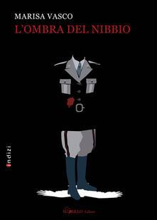 L' ombra del nibbio - Marisa Vasco - copertina