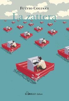 La zattera - Fulvio Colucci - copertina